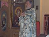 Father's Sermon . .