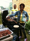 Luis and Araceli - Our Master Chefs!