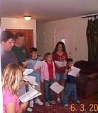 Our First Reader's Service - 2007