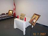 Our Prayer Set-up