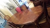 Long Dining Room Table (with 2 leafs)