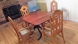 Smaller Dining Room Table (with 4 chairs)